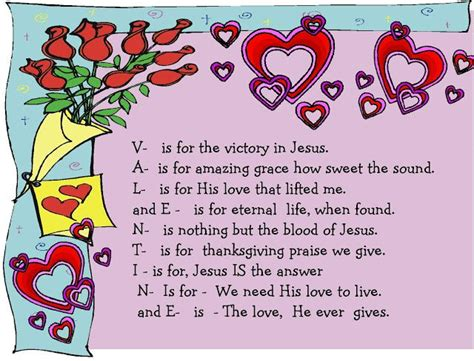 Valentine's Day Poems About God - Absolutely Positive ...