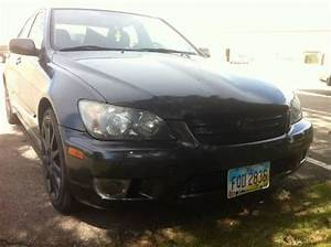 2003 Lexus Is300 - Charcoal Grey - Manual