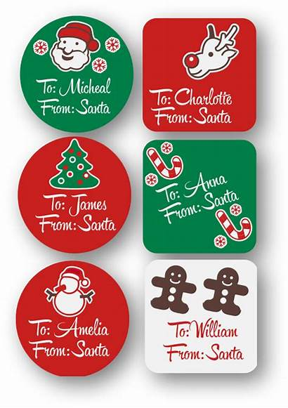 Gift Labels Colors Stickers Gifts Enter