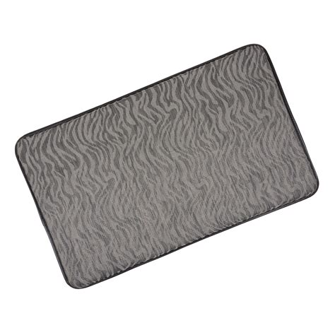 Memory Foam Anti Fatigue Anti Stress Comfort Home Kitchen Floor Mat 76 x 46cm eBay