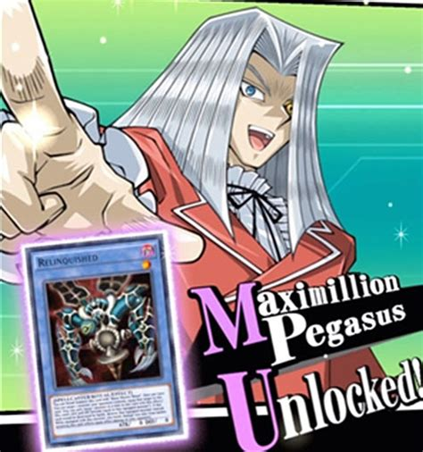 maximillion pegasus deck duel links yu gi oh duel links android review a decent mmo card