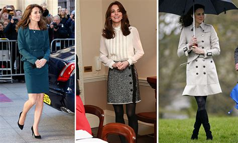 Kate Middleton style The Duchessu0026#39; best outfits for the ...