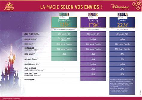 Prix Entree Parc Disney by Billets Disneyland Tarifs 2017 2018 Pour Les Parcs