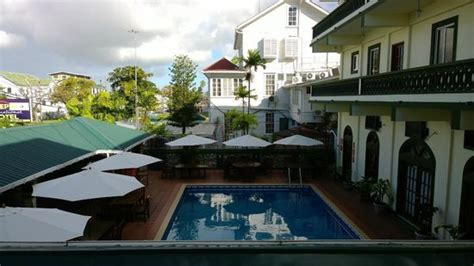 Currently, the only other casino in guyana is located at the ramada princess georgetown hotel, at providence, on the east bank of demerara. Vista da sacada do apartamento - Picture of Sleepin International Hotel, Georgetown - Tripadvisor