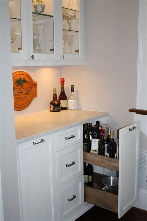 Home Bar Size by Best 25 Bar Cabinets Ideas On Built In