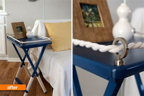 small nautical table ls 15 tv tray table this one gets bonus points for being