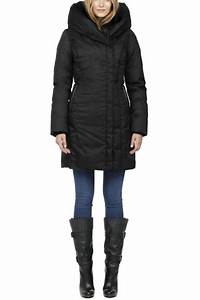 Soia & Kyo Asymmetrical Down Coat from Toronto by