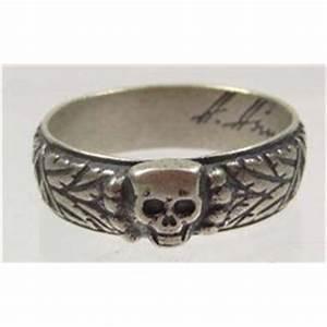 german nazi wedding ring marked h himmler size 14 With german made wedding rings