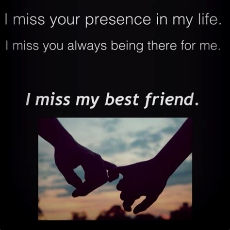 Miss Best My Friend Quotes