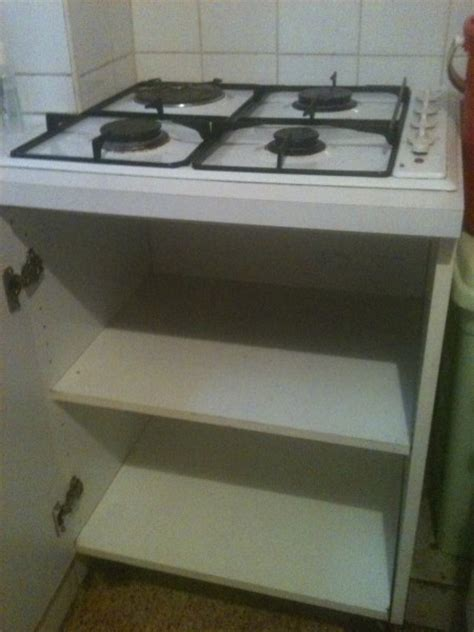meuble cuisine plaque cuisson meuble plaque de cuisson four et table de cuisson sur