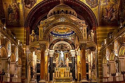 Cathedral Basilica Saint Interior