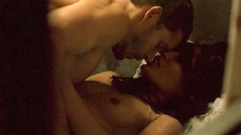 Freida Pinto Nude Sex Scene From Blunt Force Trauma