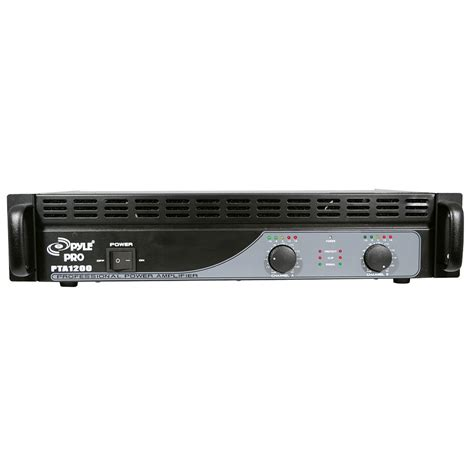 air max pro fan pylepro pta1200 home and office amplifiers