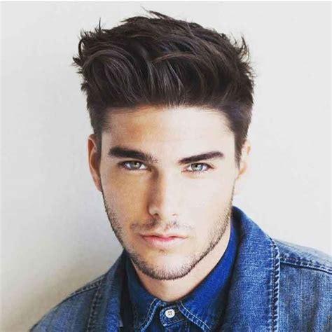 hairstyle pria  rambut bergelombang fresh hair cut