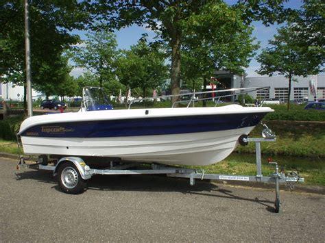 Buitenboordmotor Hoeveel Pk by Topcraft 440 Millenium Bij Dila Watersport De Topcraft 440