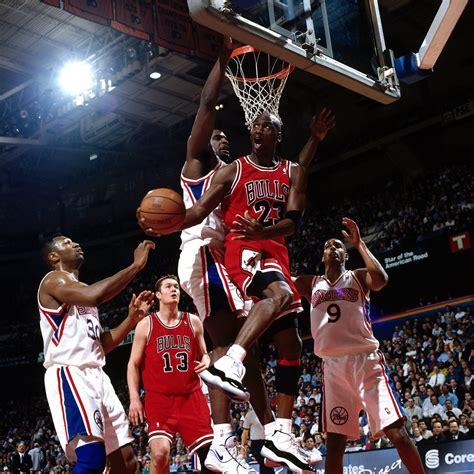 Michael Jordan 12 Minutes Of Reverse Layups