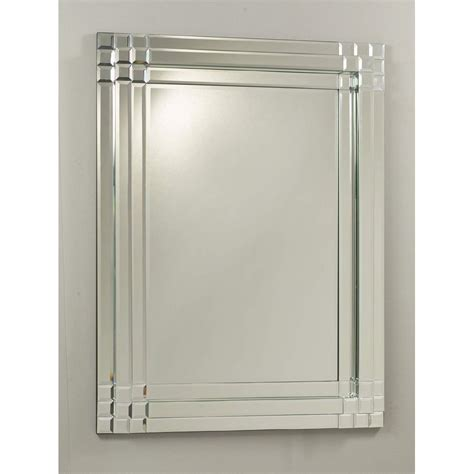 Bevelled Bathroom Mirror by 20 Best Collection Of Bevelled Mirrors Mirror Ideas