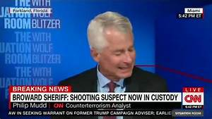 CNN Analyst Tears Up During Live Broadcast of Florida ...