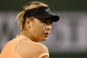 Maria Sharapova Reveals New Information About Injury ...