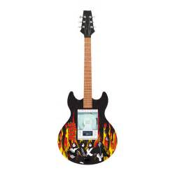 40 Bar Stools by Kiss Gene Simmons Guitar Cd Mp3 Usb Bluetooth Stereo Radio