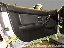 BMW Z3 Door Panel Replacement 19962002 Pelican Parts