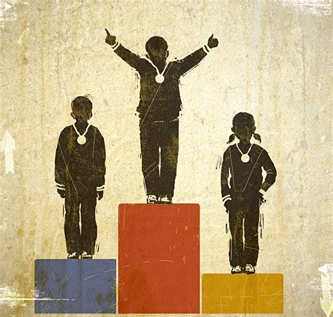 role  competitiveness  raising healthy children