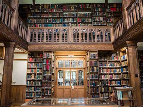 Sleep With Books In Wales At Gladstone's Library And Hay