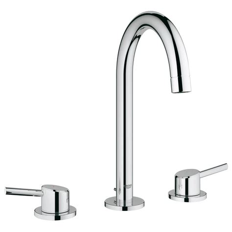 grohe kitchen sink faucets grohe concetto 8 in widespread 2 handle high arc bathroom