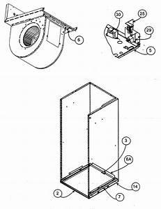 Carrier Fan Coil Cabinet Assy 1 Parts