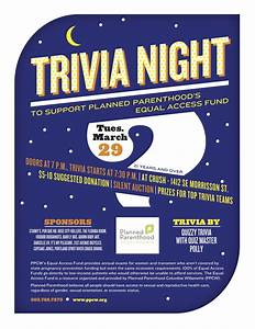 sasha ahuja saynsumthn39s blog With trivia night poster template