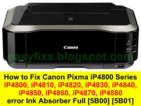 All of coupon codes are verified below are 47 working coupons for canon support code 1700 from reliable websites that we have. easyFIXS: Repair Canon iP4800 series error code: [5B00 ...