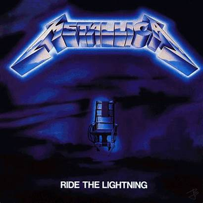 Ride Lightning Metallica Album 1984 Beyond