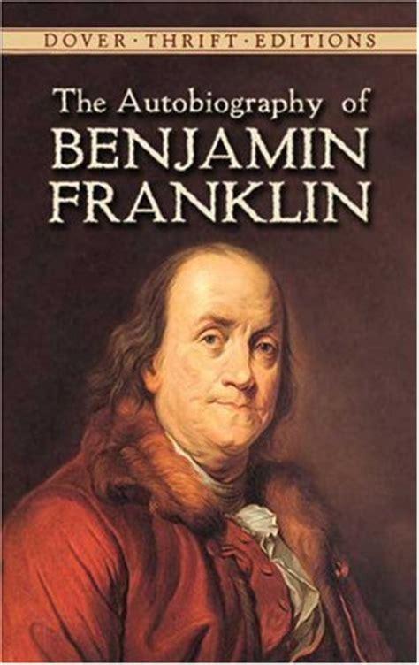 Hardcore Literature Autobiography, By Benjamin Franklin