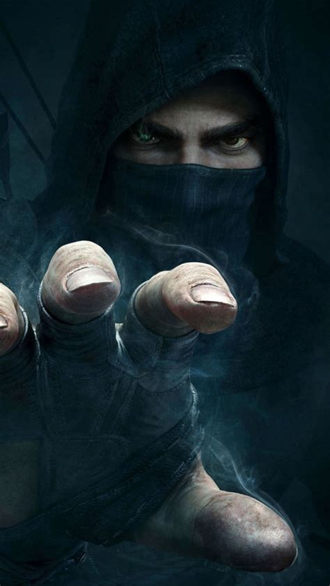 thief video game iphone     iphone  wallpapers
