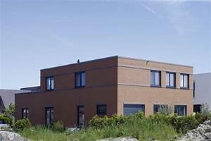 Bauhaus Bungalow Fertighaus : fertigh user mit flachdach modell vittoria ein fertighaus von gussek haus ~ Sanjose-hotels-ca.com Haus und Dekorationen