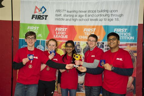 mams students win top awards lego league grand championship