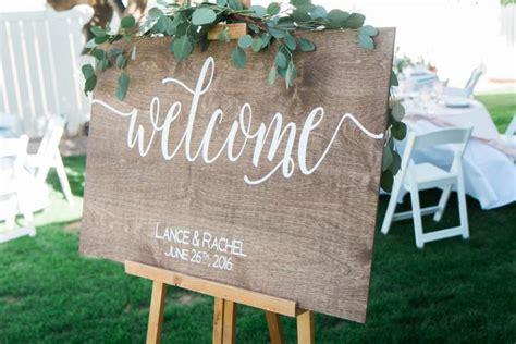 wedding sign  sign wedding sign wooden