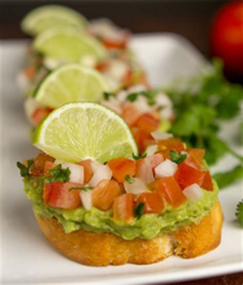 canapé iceberg recipe guacamole canapés mini iceberg wedges the