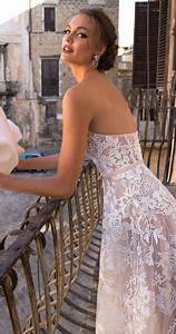MUSE by Berta Sicily Wedding Dress Collection - Belle The