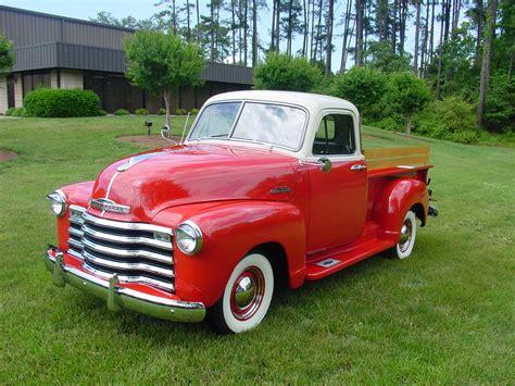 1953 Chevrolet Pickup  Antique Trucks Pinterest