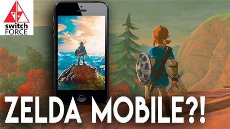 New Zelda Game Coming?! The Legend Of Zelda Is Coming To