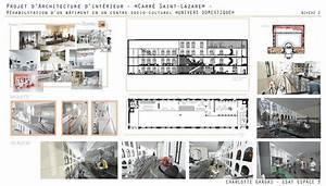 Book Architecte D Intérieur : pingl par louis h bert sur portfilio architecture ~ Mglfilm.com Idées de Décoration