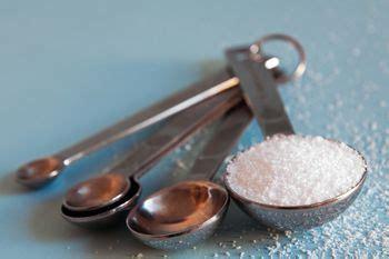 table salt to kosher salt conversion easy salt measurement conversion