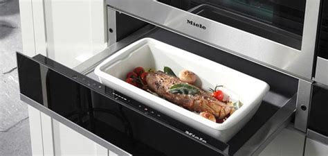 Miele 'sous Chef' Warming Drawer How To Replace Drawer Slides Dresser Full Bed With Drawers White Images Of Distressed Chest Build A Train Table Colored 3 Plastic Storage Mind Reader Anchor Coffee Pod For 50 Nespresso 6 Double Victorinox Knife Tray