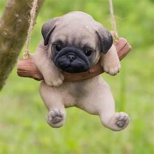 Hi-Line Gift Ltd Hanging Pug Puppy Statue & Reviews Wayfair