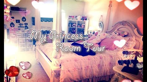 My Princess Room Tour ♔ Youtube