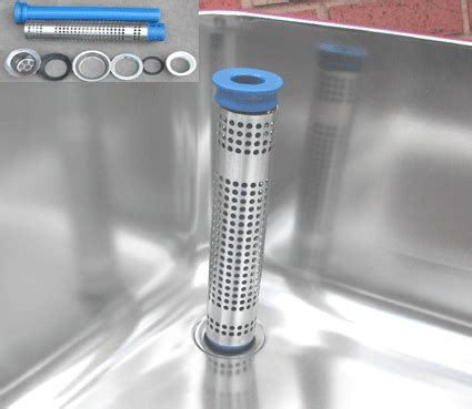 perforated standpipe economy mm vteeurokit