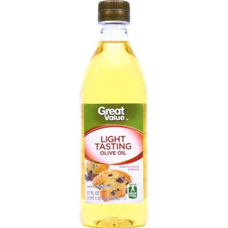 light tasting olive great value light tasting olive 17 oz