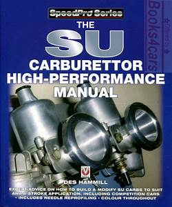 Su Manual Book Carburetor Hammill High Performance