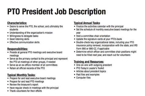 Parents, Presidents And Job Description On Pinterest